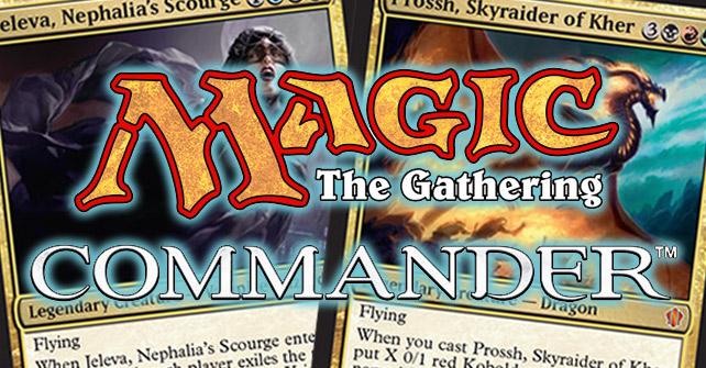 Magic-Commander-Web