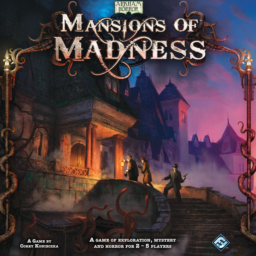 Mansions Of Madness The Uncommons - Mansion design games